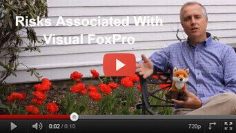 Risks Associated with Visual FoxPro - Macrosoft Inc